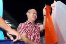Malaysia Jahor Batu Pahat Gereja Joy Soga Joy Church Mid Moon Festival Event 苏雅喜乐堂中秋节活动 C06