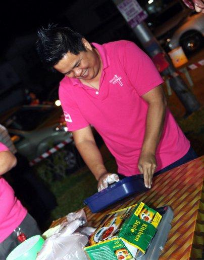 Malaysia Jahor Batu Pahat Gereja Joy Soga Joy Church Mid Moon Festival Event 苏雅喜乐堂中秋节活动 C09
