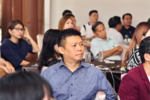 Malaysia Jahor Johor Bahru PIF 汇徳金融 新加坡金融团队 CEO私人午宴 Alfred Law Alfred Genesis Fork and Spoon Western Food Fine Dining C43