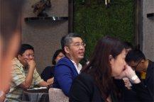 Malaysia Jahor Johor Bahru PIF 汇徳金融 新加坡金融团队 CEO私人午宴 Alfred Law Alfred Genesis Fork and Spoon Western Food Fine Dining C49