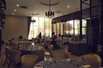 Malaysia Jahor Johor Bahru PIF 汇徳金融 新加坡金融团队 CEO私人午宴 Alfred Law Alfred Genesis Fork and Spoon Western Food Fine Dining B10