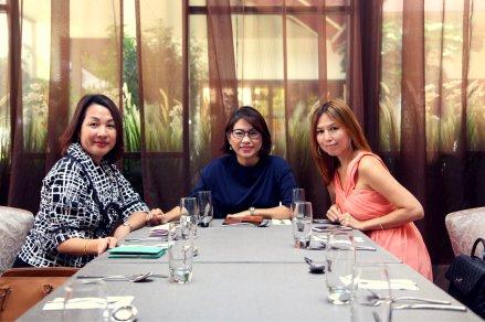 Malaysia Jahor Johor Bahru PIF 汇徳金融 新加坡金融团队 CEO私人午宴 Alfred Law Alfred Genesis Fork and Spoon Western Food Fine Dining B12