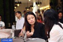 Malaysia Jahor Johor Bahru PIF 汇徳金融 新加坡金融团队 CEO私人午宴 Alfred Law Alfred Genesis Fork and Spoon Western Food Fine Dining B15