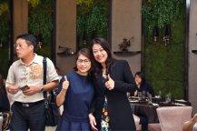 Malaysia Jahor Johor Bahru PIF 汇徳金融 新加坡金融团队 CEO私人午宴 Alfred Law Alfred Genesis Fork and Spoon Western Food Fine Dining B17