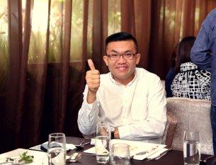Malaysia Jahor Johor Bahru PIF 汇徳金融 新加坡金融团队 CEO私人午宴 Alfred Law Alfred Genesis Fork and Spoon Western Food Fine Dining B27