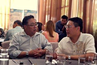 Malaysia Jahor Johor Bahru PIF 汇徳金融 新加坡金融团队 CEO私人午宴 Alfred Law Alfred Genesis Fork and Spoon Western Food Fine Dining B28