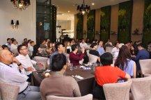 Malaysia Jahor Johor Bahru PIF 汇徳金融 新加坡金融团队 CEO私人午宴 Alfred Law Alfred Genesis Fork and Spoon Western Food Fine Dining B38