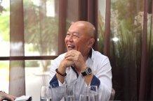 Malaysia Jahor Johor Bahru PIF 汇徳金融 新加坡金融团队 CEO私人午宴 Alfred Law Alfred Genesis Fork and Spoon Western Food Fine Dining B45