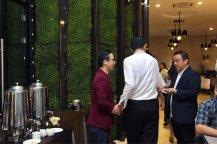 Malaysia Jahor Johor Bahru PIF 汇徳金融 新加坡金融团队 CEO私人午宴 Alfred Law Alfred Genesis Fork and Spoon Western Food Fine Dining B52