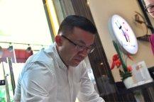 Malaysia Jahor Johor Bahru PIF 汇徳金融 新加坡金融团队 CEO私人午宴 Alfred Law Alfred Genesis Fork and Spoon Western Food Fine Dining C03