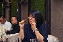 Malaysia Jahor Johor Bahru PIF 汇徳金融 新加坡金融团队 CEO私人午宴 Alfred Law Alfred Genesis Fork and Spoon Western Food Fine Dining C06