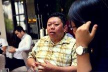 Malaysia Jahor Johor Bahru PIF 汇徳金融 新加坡金融团队 CEO私人午宴 Alfred Law Alfred Genesis Fork and Spoon Western Food Fine Dining C10