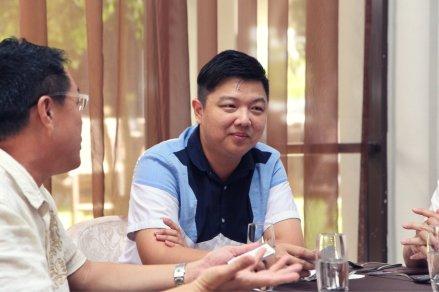 Malaysia Jahor Johor Bahru PIF 汇徳金融 新加坡金融团队 CEO私人午宴 Alfred Law Alfred Genesis Fork and Spoon Western Food Fine Dining C13