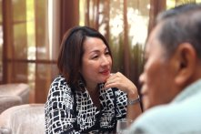 Malaysia Jahor Johor Bahru PIF 汇徳金融 新加坡金融团队 CEO私人午宴 Alfred Law Alfred Genesis Fork and Spoon Western Food Fine Dining C15