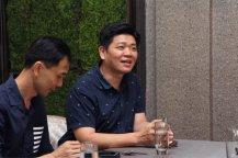 Malaysia Jahor Johor Bahru PIF 汇徳金融 新加坡金融团队 CEO私人午宴 Alfred Law Alfred Genesis Fork and Spoon Western Food Fine Dining C20