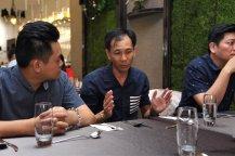 Malaysia Jahor Johor Bahru PIF 汇徳金融 新加坡金融团队 CEO私人午宴 Alfred Law Alfred Genesis Fork and Spoon Western Food Fine Dining C25