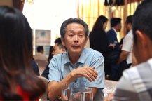 Malaysia Jahor Johor Bahru PIF 汇徳金融 新加坡金融团队 CEO私人午宴 Alfred Law Alfred Genesis Fork and Spoon Western Food Fine Dining C26