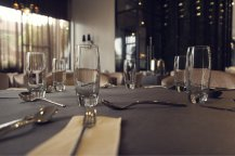 Malaysia Jahor Johor Bahru PIF 汇徳金融 新加坡金融团队 CEO私人午宴 Alfred Law Alfred Genesis Fork and Spoon Western Food Fine Dining B02