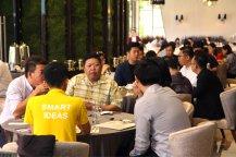 Malaysia Jahor Johor Bahru PIF 汇徳金融 新加坡金融团队 CEO私人午宴 Alfred Law Alfred Genesis Fork and Spoon Western Food Fine Dining C33