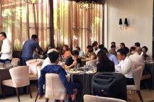 Malaysia Jahor Johor Bahru PIF 汇徳金融 新加坡金融团队 CEO私人午宴 Alfred Law Alfred Genesis Fork and Spoon Western Food Fine Dining C34