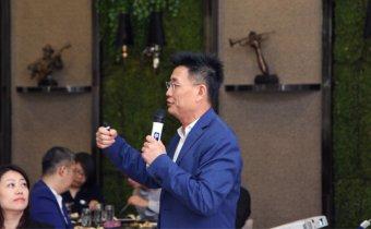 Malaysia Jahor Johor Bahru PIF 汇徳金融 新加坡金融团队 CEO私人午宴 Alfred Law Alfred Genesis Fork and Spoon Western Food Fine Dining C38