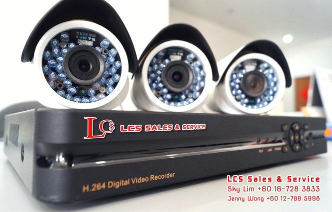 Batu Pahat CCTV Autogate Alarm System Wiring Works Office Equipment Johor Malaysia 峇株巴辖闭路电视保安系统 防盗系统安装 警报系统安装 自动门 电气工程 办公室设备 A04-08