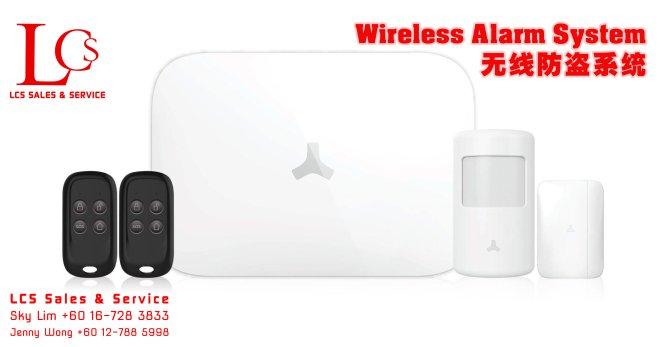 Batu Pahat Onvia CCTV Wireless Alarm System Wiring Works Johor Malaysia 峇株巴辖闭路电视保安系统 无线防盗系统安装 警报系统安装 电气工程 办 A04-00-1