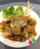 Malaysia Johor Batu Pahat Vegetarian Food Restaurant and Cafe Delicious Food and Beverages 马来西亚 柔佛 峇株巴辖 素食餐厅 和 咖啡厅 美食 我肚子饿了 A08