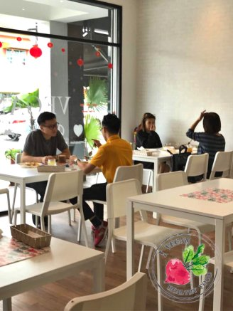 Malaysia Johor Batu Pahat Vegetarian Food Restaurant and Cafe Delicious Food and Beverages 马来西亚 柔佛 峇株巴辖 素食餐厅 和 咖啡厅 美食 我肚子饿了 C19