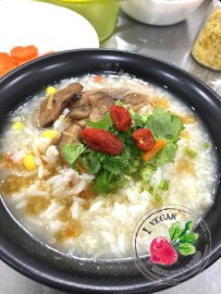 Malaysia Johor Batu Pahat Vegetarian Food Restaurant and Cafe Delicious Food and Beverages 马来西亚 柔佛 峇株巴辖 素食餐厅 和 咖啡厅 美食 我肚子饿了 A12