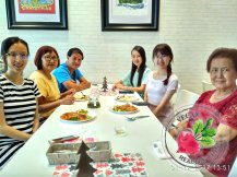 Malaysia Johor Batu Pahat Vegetarian Food Restaurant and Cafe Delicious Food and Beverages 马来西亚 柔佛 峇株巴辖 素食餐厅 和 咖啡厅 美食 我肚子饿了 B02