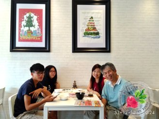 Malaysia Johor Batu Pahat Vegetarian Food Restaurant and Cafe Delicious Food and Beverages 马来西亚 柔佛 峇株巴辖 素食餐厅 和 咖啡厅 美食 我肚子饿了 B09