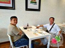 Malaysia Johor Batu Pahat Vegetarian Food Restaurant and Cafe Delicious Food and Beverages 马来西亚 柔佛 峇株巴辖 素食餐厅 和 咖啡厅 美食 我肚子饿了 B10