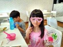 Malaysia Johor Batu Pahat Vegetarian Food Restaurant and Cafe Delicious Food and Beverages 马来西亚 柔佛 峇株巴辖 素食餐厅 和 咖啡厅 美食 我肚子饿了 B14