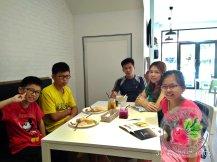 Malaysia Johor Batu Pahat Vegetarian Food Restaurant and Cafe Delicious Food and Beverages 马来西亚 柔佛 峇株巴辖 素食餐厅 和 咖啡厅 美食 我肚子饿了 B17