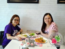 Malaysia Johor Batu Pahat Vegetarian Food Restaurant and Cafe Delicious Food and Beverages 马来西亚 柔佛 峇株巴辖 素食餐厅 和 咖啡厅 美食 我肚子饿了 B18