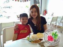 Malaysia Johor Batu Pahat Vegetarian Food Restaurant and Cafe Delicious Food and Beverages 马来西亚 柔佛 峇株巴辖 素食餐厅 和 咖啡厅 美食 我肚子饿了 B20