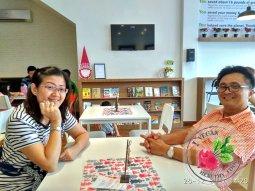 Malaysia Johor Batu Pahat Vegetarian Food Restaurant and Cafe Delicious Food and Beverages 马来西亚 柔佛 峇株巴辖 素食餐厅 和 咖啡厅 美食 我肚子饿了 B27