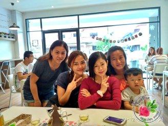 Malaysia Johor Batu Pahat Vegetarian Food Restaurant and Cafe Delicious Food and Beverages 马来西亚 柔佛 峇株巴辖 素食餐厅 和 咖啡厅 美食 我肚子饿了 B28