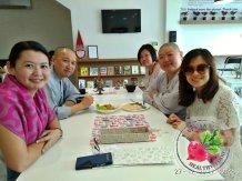Malaysia Johor Batu Pahat Vegetarian Food Restaurant and Cafe Delicious Food and Beverages 马来西亚 柔佛 峇株巴辖 素食餐厅 和 咖啡厅 美食 我肚子饿了 B29