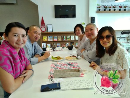 Malaysia Johor Batu Pahat Vegetarian Food Restaurant and Cafe Delicious Food and Beverages 马来西亚 柔佛 峇株巴辖 素食餐厅 和 咖啡厅 美食 我肚子饿了 B29