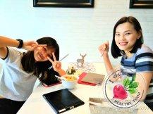 Malaysia Johor Batu Pahat Vegetarian Food Restaurant and Cafe Delicious Food and Beverages 马来西亚 柔佛 峇株巴辖 素食餐厅 和 咖啡厅 美食 我肚子饿了 B31