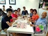 Malaysia Johor Batu Pahat Vegetarian Food Restaurant and Cafe Delicious Food and Beverages 马来西亚 柔佛 峇株巴辖 素食餐厅 和 咖啡厅 美食 我肚子饿了 B32