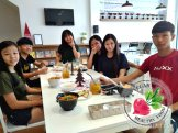 Malaysia Johor Batu Pahat Vegetarian Food Restaurant and Cafe Delicious Food and Beverages 马来西亚 柔佛 峇株巴辖 素食餐厅 和 咖啡厅 美食 我肚子饿了 B33