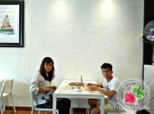 Malaysia Johor Batu Pahat Vegetarian Food Restaurant and Cafe Delicious Food and Beverages 马来西亚 柔佛 峇株巴辖 素食餐厅 和 咖啡厅 美食 我肚子饿了 B34