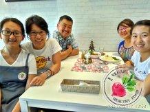 Malaysia Johor Batu Pahat Vegetarian Food Restaurant and Cafe Delicious Food and Beverages 马来西亚 柔佛 峇株巴辖 素食餐厅 和 咖啡厅 美食 我肚子饿了 B35