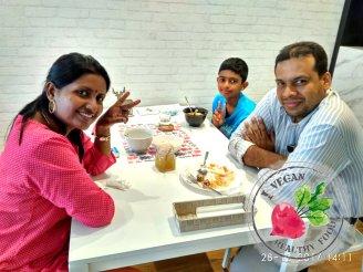 Malaysia Johor Batu Pahat Vegetarian Food Restaurant and Cafe Delicious Food and Beverages 马来西亚 柔佛 峇株巴辖 素食餐厅 和 咖啡厅 美食 我肚子饿了 B36