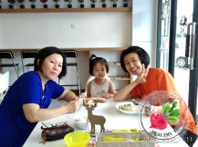 Malaysia Johor Batu Pahat Vegetarian Food Restaurant and Cafe Delicious Food and Beverages 马来西亚 柔佛 峇株巴辖 素食餐厅 和 咖啡厅 美食 我肚子饿了 B38