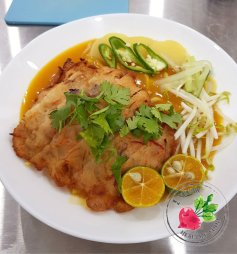Malaysia Johor Batu Pahat Vegetarian Food Restaurant and Cafe Delicious Food and Beverages 马来西亚 柔佛 峇株巴辖 素食餐厅 和 咖啡厅 美食 我肚子饿了 A04