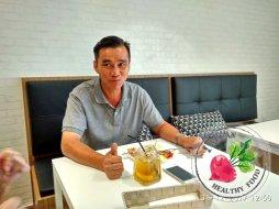 Malaysia Johor Batu Pahat Vegetarian Food Restaurant and Cafe Delicious Food and Beverages 马来西亚 柔佛 峇株巴辖 素食餐厅 和 咖啡厅 美食 我肚子饿了 B42